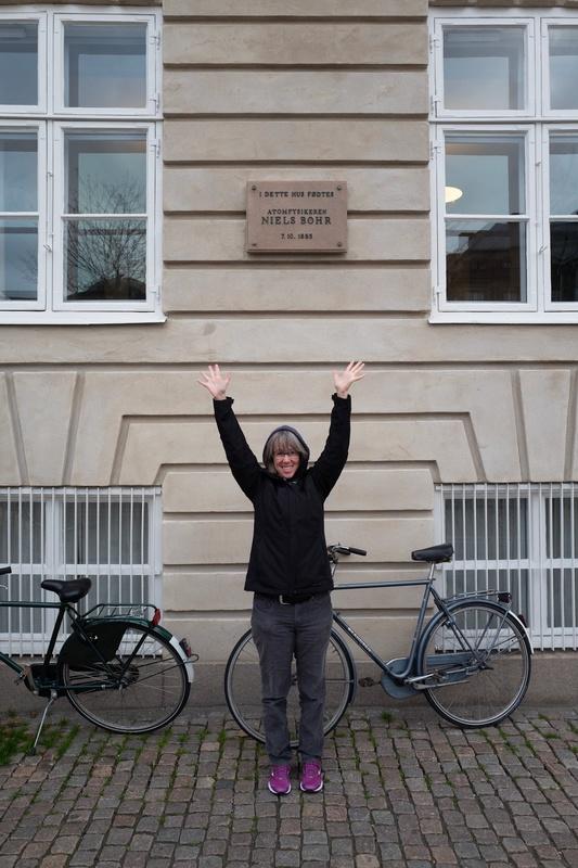 where was niels bohr born